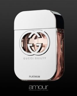 Gucci Guilty Platinum by Gucci EDT (unboxed)