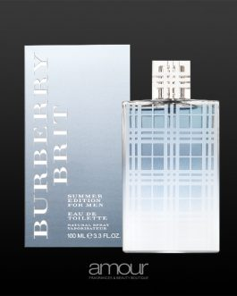 Burberry Burberry Brit Summer Edition for men EDT