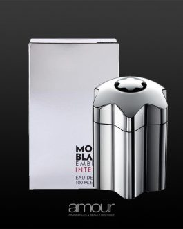 Emblem intense by Mont Blanc