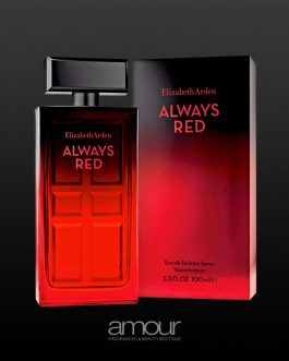 Always Red by Elizabeth Arden EDT