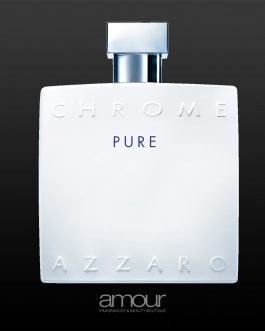 Azzaro Chrome Pure by Azzaro EDT