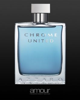 Chrome United by Azzaro EDT