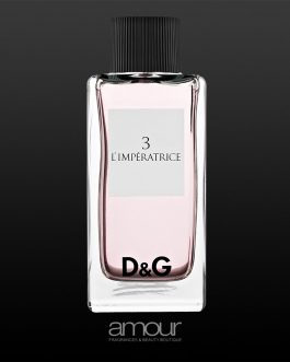 3 L'mperatrice Pour Femme by Dolce & Gabbana EDT for Women