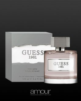 Guess 1981 EDT