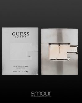 Guess Suede EDT Unboxed