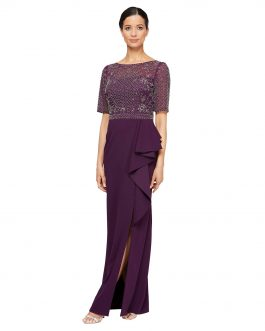 Alex Evenings 8160235 Gown