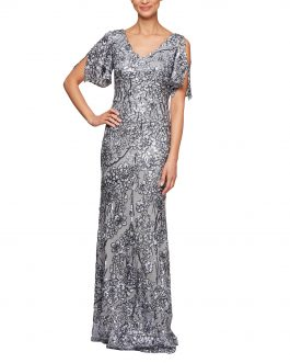 Alex Evenings 8196611 Gown