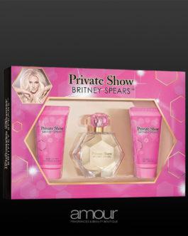 Private Show by Britney Spears EDP 4pcs Set