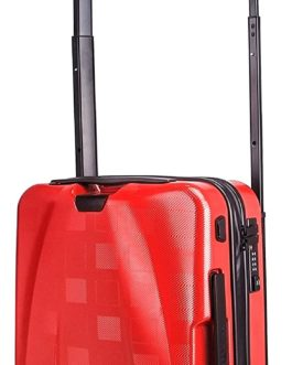 Hontus 20″ Suitcase Red color