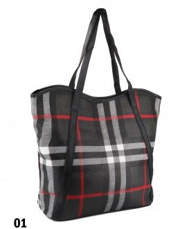 Cherie Bliss Tote Bag Black
