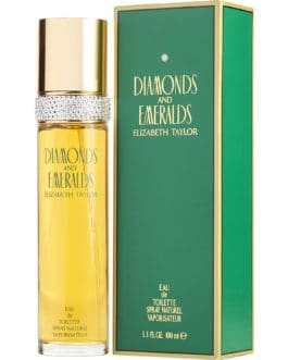 Diamonds and Emeralds by Elizabeth Taylor EDT for Women