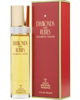 Diamonds and Rubies by Elizabeth Taylor EDT for Women