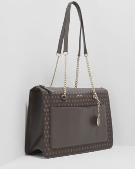 DKNY Top Zip Tote Handbag