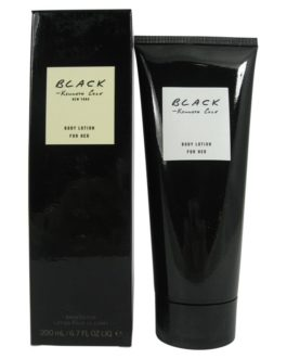 Black by Kenneth Cole body lotion for Women